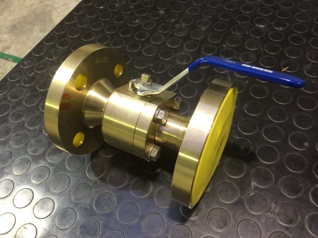 Floating Ball Valves for General Purposes